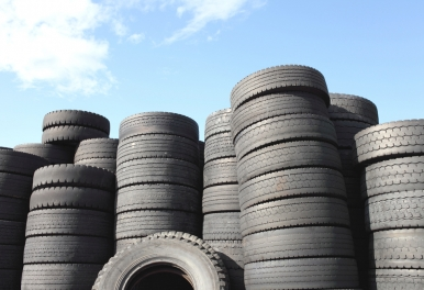 Auto Recycling Process Tires Kitchener