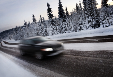 Tips for Driving on Ice from Logel's Auto Parts Kitchener-Waterloo
