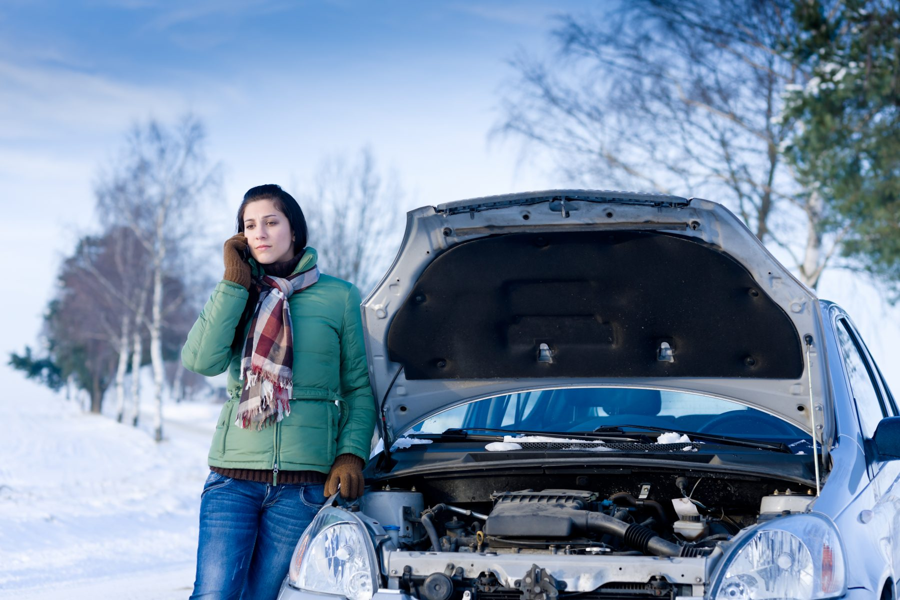 How To Preserve Your Car Battery In The Winter