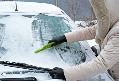Tips for Protecting Your Vehicle From Winter Storms