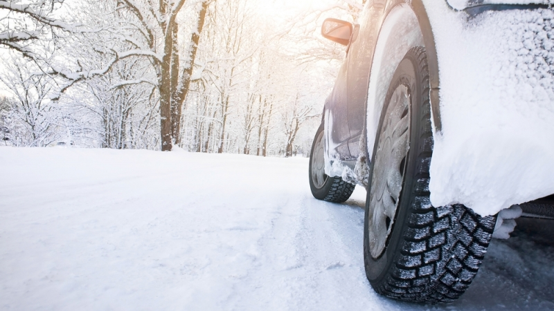 how to make snow tire rims look better
