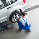 Switching out your winter tires from Logel's Auto Parts in Kitchener Waterloo