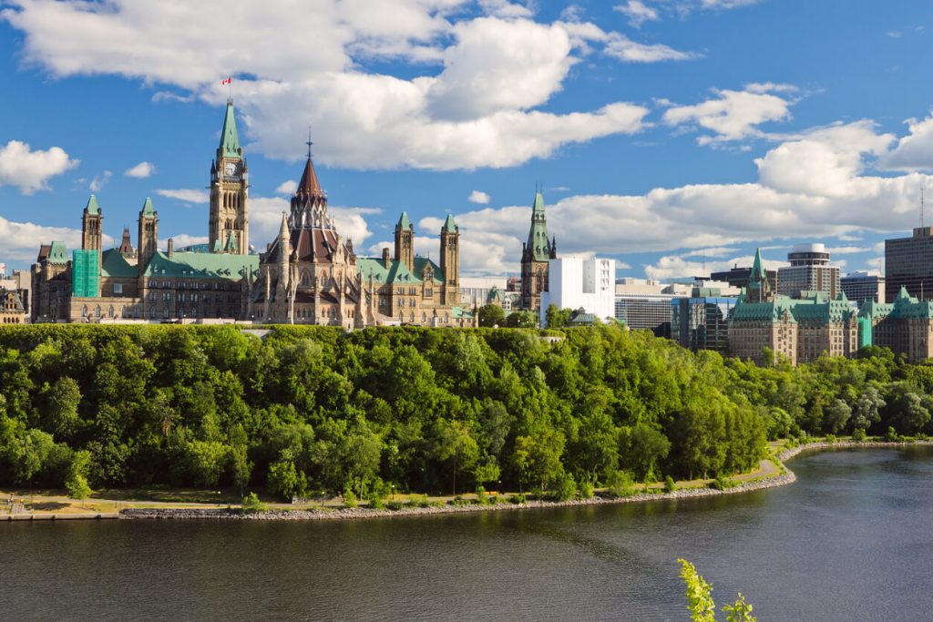 Ottawa is a road trip destination in Ontario