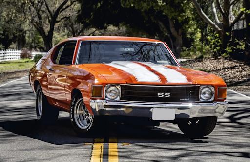 1970-'72 Chevrolet Chevelle