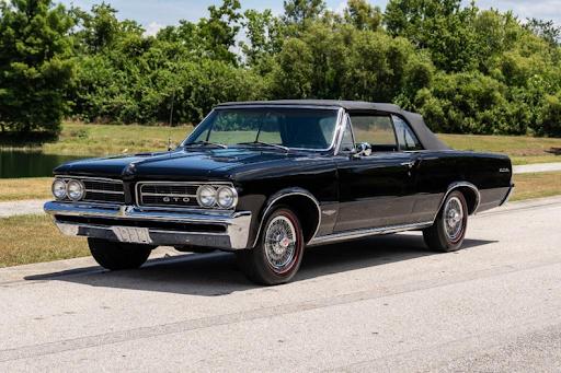 1964-'70 Pontiac GTO
