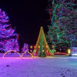 The 6 Best Christmas Lights Tours In Ontario
